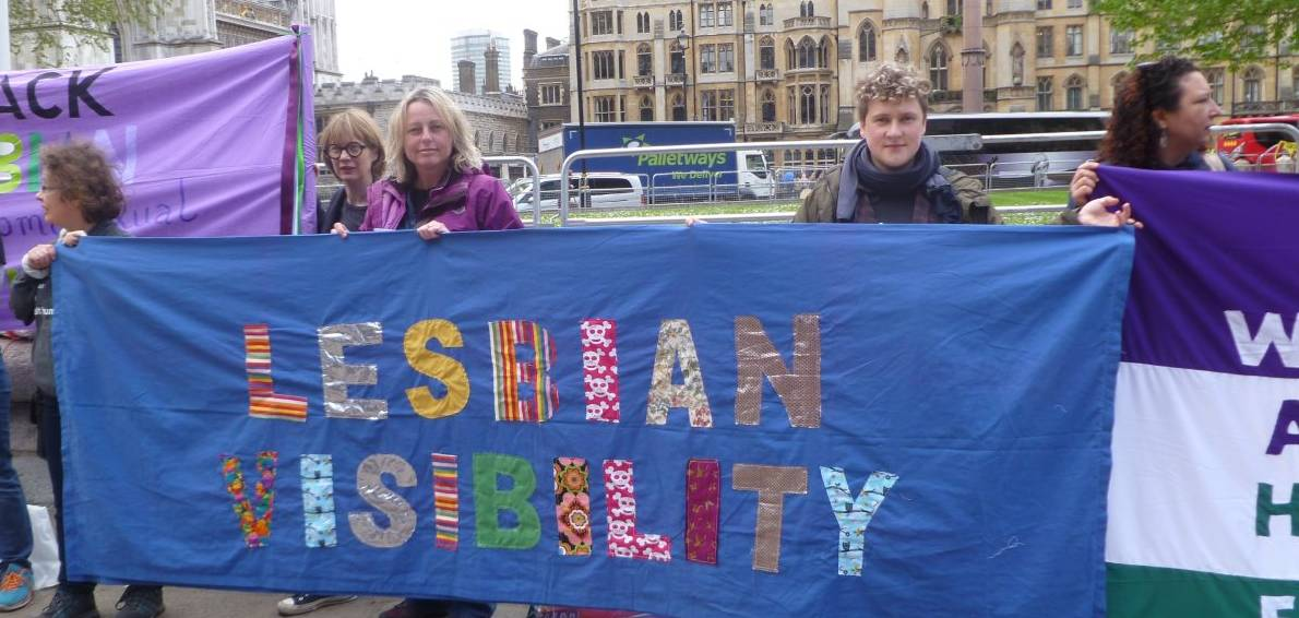 lesbian visibility